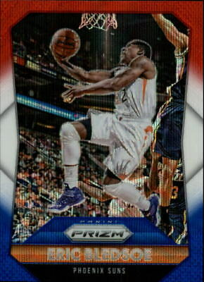 2015-16 Panini Prizm Prizms Red White Blue Suns Basketball Card #79 Eric Bledsoe