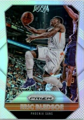 2015-16 Panini Prizm Prizms Silver Phoenix Suns Basketball Card #79 Eric Bledsoe