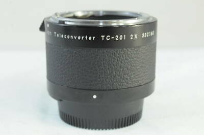 NIKON TELECONVERTER TC-201 2X ** Excellent +++++ ** From Japan FLoh