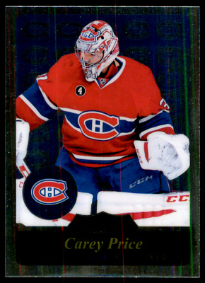 2015-16 O-Pee-Chee Platinum Retro #R26 Carey Price