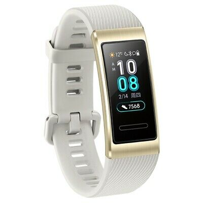 HUAWEI Band 3 Pro 0.95-Inch AMOLED Color Screen 120*240 BT 4.2 Built-In A3N5