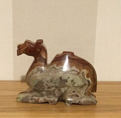 BEAUTIFUL CAMEL ORNAMENT/PAPERWEIGHT/ 4 inches wide and 3 inches high