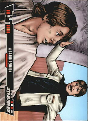 2013 Star Wars Illustrated A New Hope #6 A Grand Reunion
