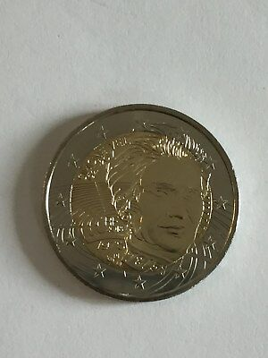 Piece  2€  France  2018  Commemorative   Simone  Veil  Neuve