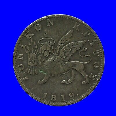 Greece Ionian Islands Lepton 1819