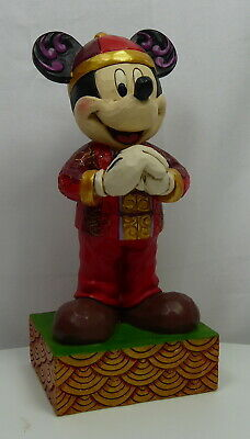 Disney Enesco Shore Traditions 4046050 Mickey mouse Greetings from China