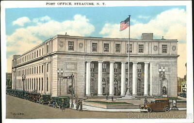 NEW YORK NY postcard Syracuse, Onondaga County Sanitorium