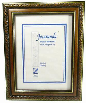 """Photo Picture Frame Wood Freestanding Wall Hanging Suits 6 x 8"""" 15 x 20cm"""