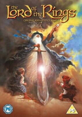 Nuovo The Lord Of The Rings (Animato) DVD (1000085729)