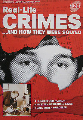 Real-Life Crimes Issue 129 - Michael Ryan Hungerford Horror, John Knowles