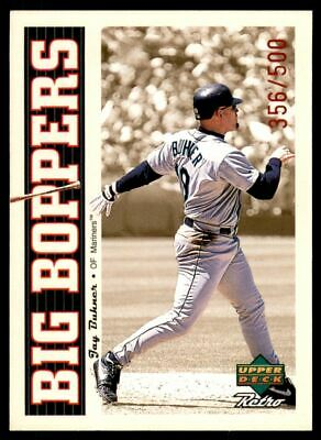 1998 Upper Deck Retro Big Boppers Baseball Cards Pick From List Honkbal Verzamelkaarten: sport