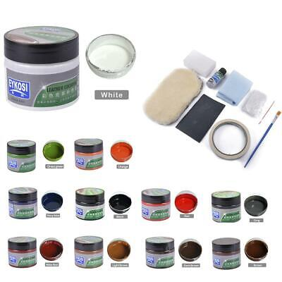 Car Seat Leather Vinyl Repair Cream Tool For Sofa Jackets Shoes Restoration Hole