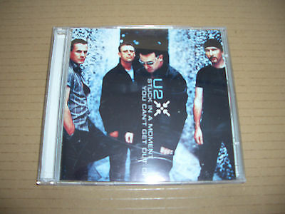 U2 - Stuck In A Moment You Can't Get Out Of - Cd Single - Cd1 - New - Bono