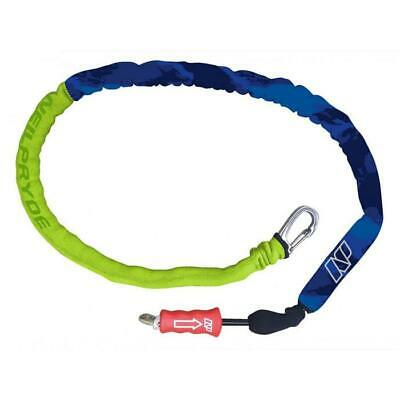 Leash d'aile Kitesurf Handle Pass TEAM RIDER NP SURF C3 Blue Camo