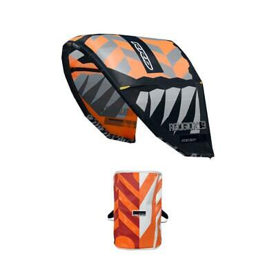 Aile de Kitesurf RELIGION MKVII 9         KBO RRD Orange/Grey 9 m²
