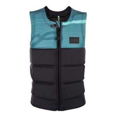 Gilet impact vest wakeboard MYSTIC Marshall front zip 690 Mint M