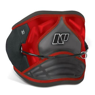 Harnais ceinture sans boucle  3D BODY ONLY NP SURF C4 Charcoal/Red 54