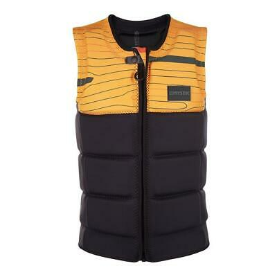 Gilet impact vest wakeboard MYSTIC Marshall front zip 900 Black M