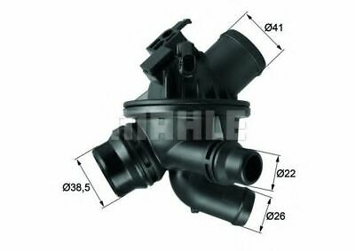 Mahle Car Thermostat Map-controlled TM 21 103 / TM-21-103 OE 1153 7 601 159