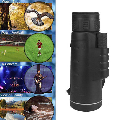 HD 40X60 Optical Zoom Clip Camera Lens Telescope For Mobile Cell Phone US BC