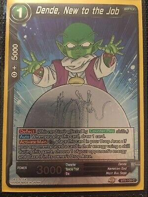 TB3-049 UC TB3-049 Dragon Ball Brimming with Confidence x4 Dende //// Piccolo