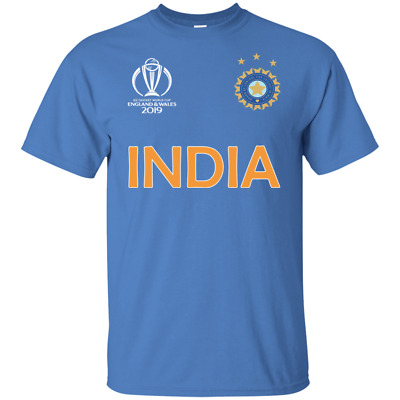 India Team Cricket World Cup 2019 Shirt Fan Supporters Mens T Shirt