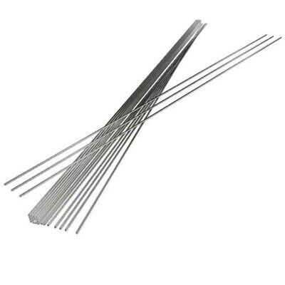 10/20/50pcs  Low Temperature Aluminum Wire Easy Melt Welding Rods Brazing Silver