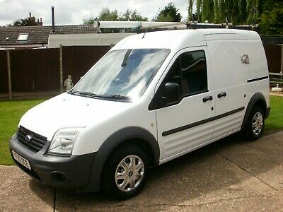 2010 Ford Transit Connect T230 L/W/Base 1 Owner F/Sh Direct From Local Council