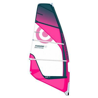 Voile Windsurf Freeride FUSION HD NEILPRYDE 2018 C2 pink/blue 5,5