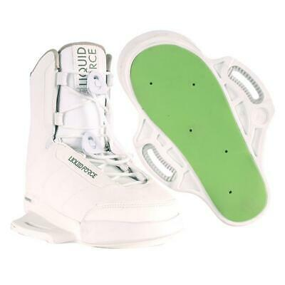 Chausse Wakeboard LIQUID FORCE Hitch Limited Blanche 2019 US 8-10 / EU 41-43