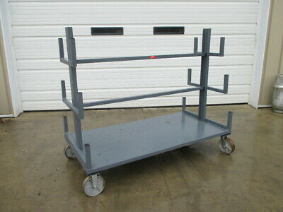 Jamco 4000LB Steel Bar and Pipe Truck