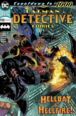 Detective Comics #998 Main Cover DC Comic 1st Print 2019 unread NM