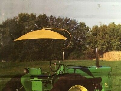 New Snowco Deluxe Weather Umbrella Frame With Cover TU-56Y Set-up for John Deere