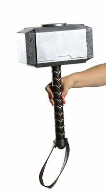 """12"""" THOR HAMMER Marvel Avengers Age of Ultron Costume Accessory"""