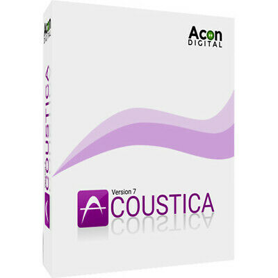 Complete Mix And Mastering  Solution- Acoustica Premium 7 Digital Download Only