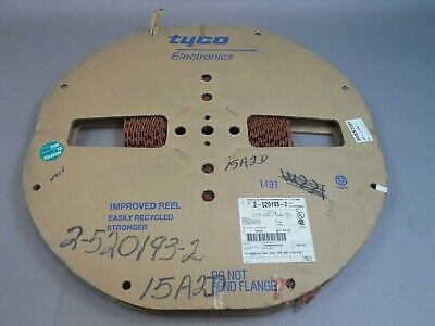Lot-of-3 Reels Tyco (400) 2-520193-2 (400) 2-320634-1 (100) 3-520150-2 Terminals