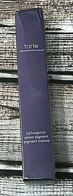 Tarte LipSurgence Power Pigment Flush Shade 0.04 oz/1 g NEW! Ships Free!