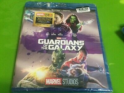 Guardians of the Galaxy Part 1 (Blu-ray Disc, 2017) - Marvel Studios Phase 2