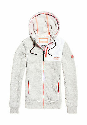 Marne Superdry Shirt Pour Gris Statement Crew Ice Eur Sweat Femme 7b6yvIYfg