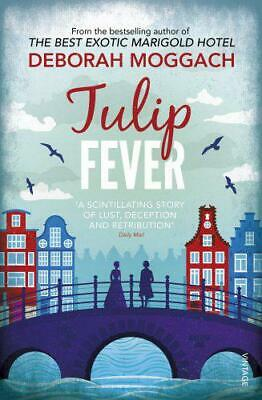 Tulip Fever by Deborah Moggach, NEW Book, FREE & Fast Delivery, (Paperback)
