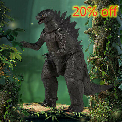 JAKKS KING OF THE MONSTERS GIANT SIZE 18cm GODZILLA ACTION FIGURE COLLECTIBLE US