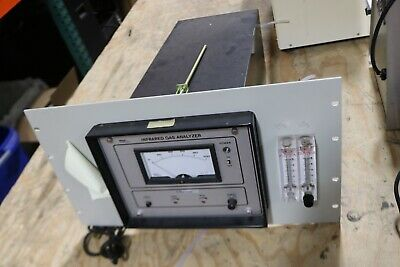 Milton Roy  Fuji Electric Infrared Gas Analyzer Co2