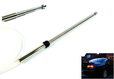 Power Antenna Aerial Cable Mast OEM Replacement For 98-05 Mazda MX5 NB Miata
