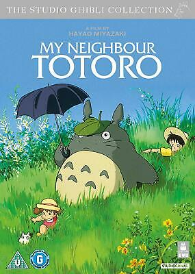 MY NEIGHBOUR TOTORO - Studio Ghibli Collection DVD #9