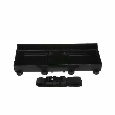 BOAT MARINE RV AUTO TRAILER BATTERY PREMIUM TRAY HOLD DOWN FOR GROUP 27