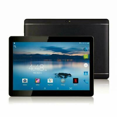 Tablet 10 inch Android Go 8.1, Tablet PC with TF Card Slot and Dual Camera,256GB