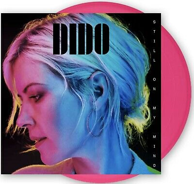 Dido Still On My Mind Limited Edition Pink Vinyl Album New Sealed -Sleeve Damage