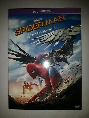 DVD Spiderman Homecoming - Comme Neuf