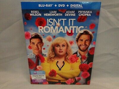 Brand New! Isn't It Romantic (Bluray, Dvd, Digital, 2019) ~*