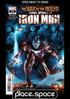 Tony Stark: Iron Man #13A (Wk25)
